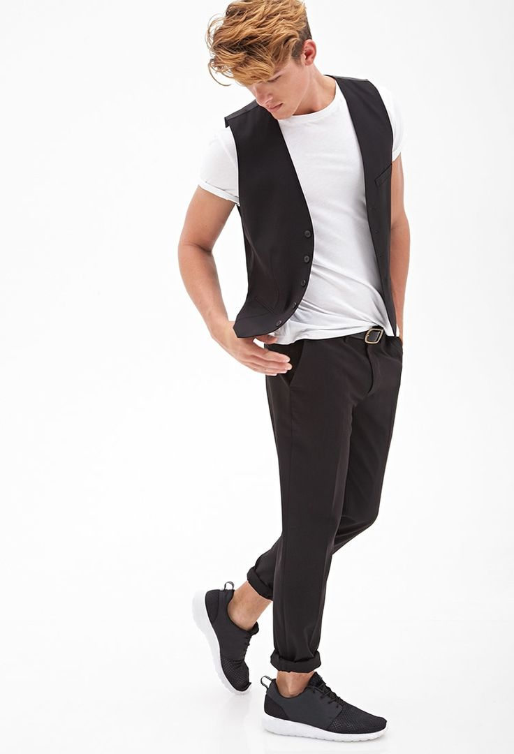 Classic Woven Dress Pants | 21 MEN - 2000101486