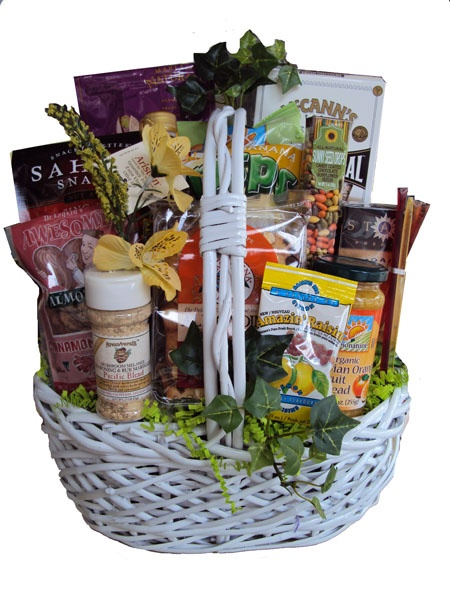 19 best mothers day healthy gift baskets images on pinterest low sodium mothers day healthy gift basket negle Choice Image