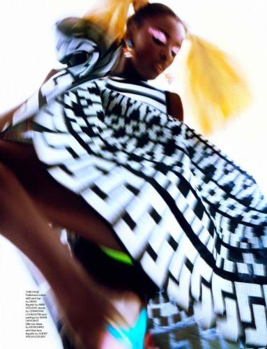 devoutfashion:Leomie Anderson covers Rollacoaster Magazine, shot... (via Bloglovin.com )