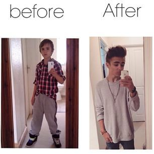 Jake mitchell ♥ Puberty