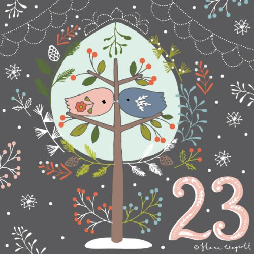 DAY 23 - Who will you spend Christmas with? xx