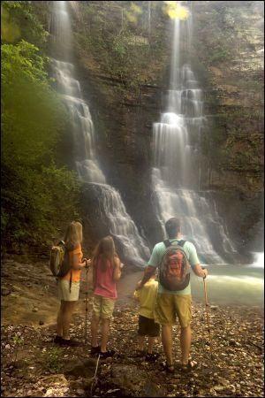 Twin Falls--Jasper, Arkansas
