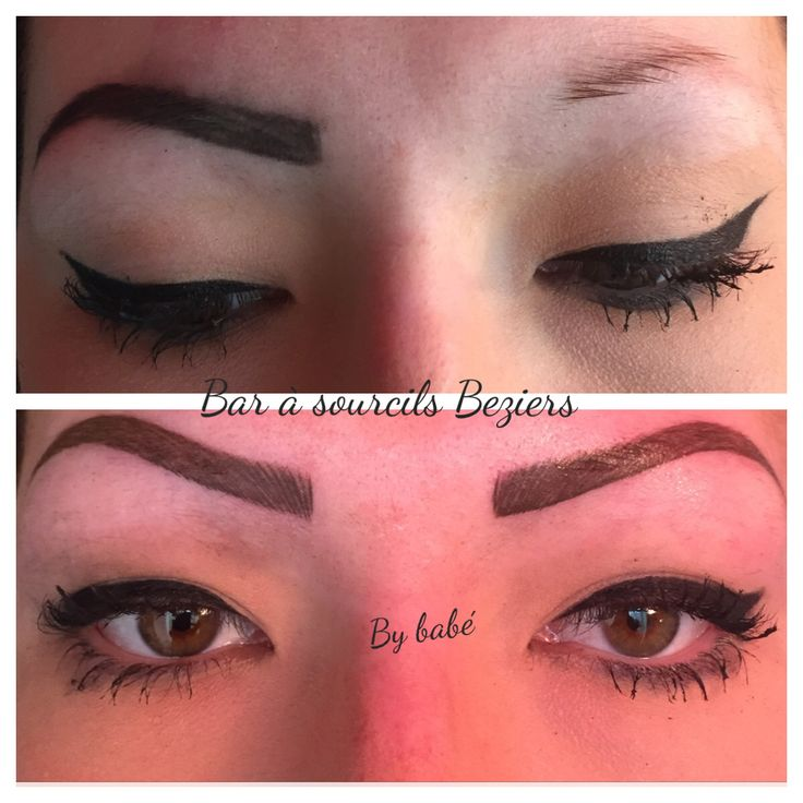 les 25 meilleures id es de la cat gorie maquillage semi permanent sourcils sur pinterest. Black Bedroom Furniture Sets. Home Design Ideas