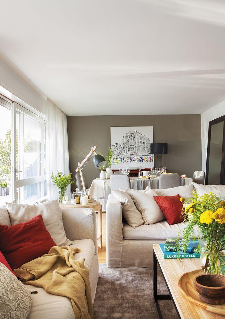 M s de 25 ideas incre bles sobre paredes blancas en pinterest como decorar paredes blancas - Decoracion paredes blancas ...