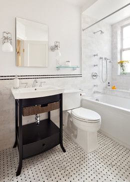 Traditional Small Bathroom Design Ideas, Pictures, Remodel And Decor