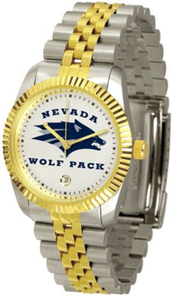 """""""Nevada Wolf Pack """"""""The Executive"""""""" Men's Watch"""": For a more formal look. The Executive features a… #Sport #Football #Rugby #IceHockey"""