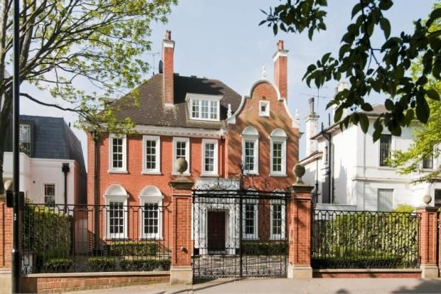 St. John's Wood, London, is a very affluent neighbourhood.  As of 2013, housing in St Johns Wood has reached exceptional levels. The most premier road in the area, Avenue Road, has more than 10 large mansions/ villas for sale. The most expensive has an asking price of £65 million, with the cheapest on the market having an asking price of £15 million. The remainder hover over the £25 million mark.