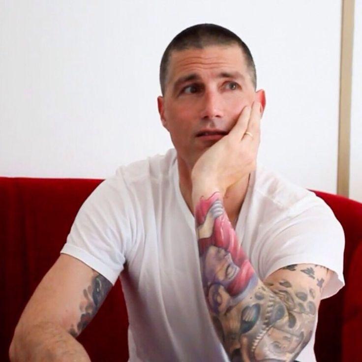 Las 25 mejores ideas sobre matthew fox tattoos en for Jacks tattoo lost