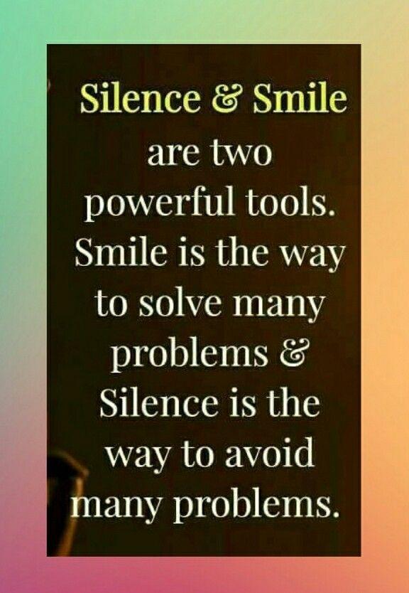 Smile & Silence