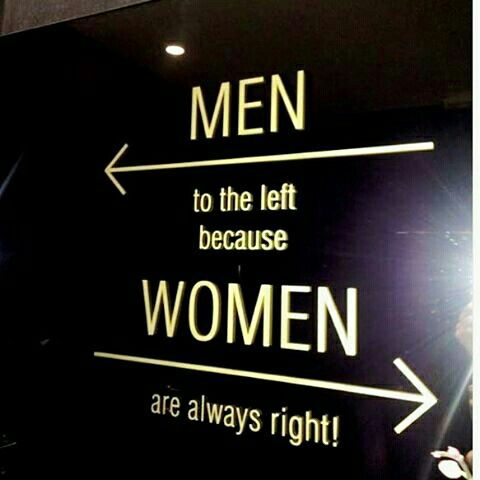 Men to the left because women are always right! Women Humor and Quotes, Women Jokes, Women Memes, Girl Memes, Girls, Ladies, Female,