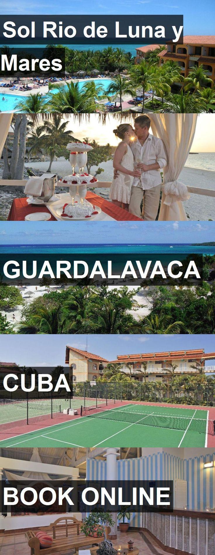 Hotel Sol Rio de Luna y Mares in Guardalavaca, Cuba. For more information, photos, reviews and best prices please follow the link. #Cuba #Guardalavaca #travel #vacation #hotel