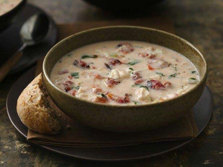 Crab Bisque | Recipes | Pinterest
