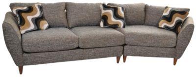 La-Z-Boy Tribeca 2-Piece Sectional | Homemakers Furniture