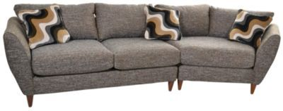 La-Z-Boy Tribeca 2-Piece Sectional | Homemakers Furniture