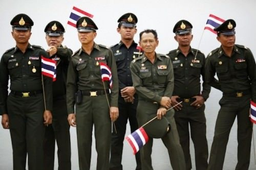 UNDERBOOB SELFIES A TREND AMONG THAIS, BUT THAILAND'S GOVERNMENT DOESN'T LIKE IT