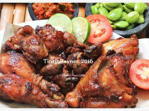 Resep Ayam Goreng Manis Berempah