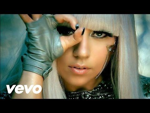 Lady Gaga - Poker Face - YouTube