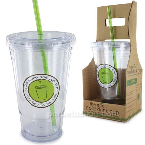 ECO COLD DRINK CUP: Teacher Gifts, Colddrink Cups, Unique Gifts, Cold Cups, Eco Cups, Drinks Cups, Gifts Idea, Cold Drinks, Eco Cold