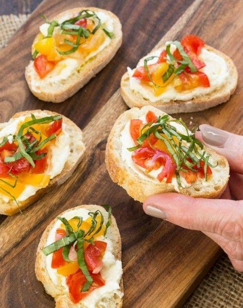 23 Summer appetizers for Scorching Summer – Diy Food Garden & Craft Ideas