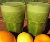 Cancer Crusher Green Smoothie