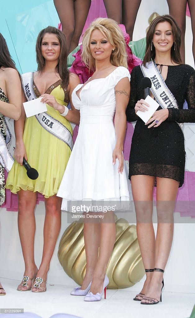 Shelley Hennig Miss Teen USA 2004, Pamela Anderson and Natalie Glebova Miss…