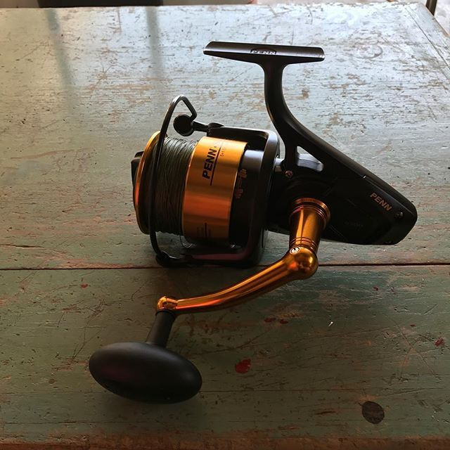 Brand new reel! Penn spinfisher v 9500#pennspinfisherv #pennspinfisher #pennfishing #pennfishingreels #fishing #sandiego #lajollafishing #lajolla #missionbay #tunafishing #yellowtail #kayakfishing #kayak #morningtidefishing #yeeeman #squidco #sandiegoca #sandiegofishing #obpier #fishon #lajollalocals #sandiegoconnection #sdlocals - posted by Jacob Cave  https://www.instagram.com/jacobccave. See more post on La Jolla at http://LaJollaLocals.com
