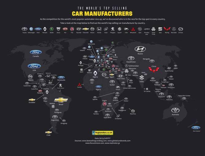 현대-기아차, 어떤 나라에서 사랑 받고 있을까? | Daum 자동차