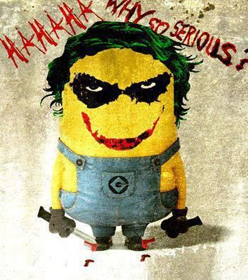 This is one awesome minion!!!!!!!!!! :)