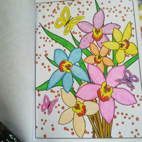 Adult coloring book #simplicity