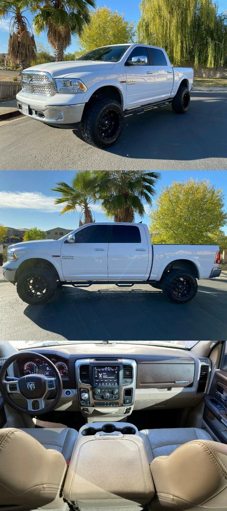 Ram 1500 Sport Bar : sport, Loaded, Modified, Dodge, Pickup, 1500,
