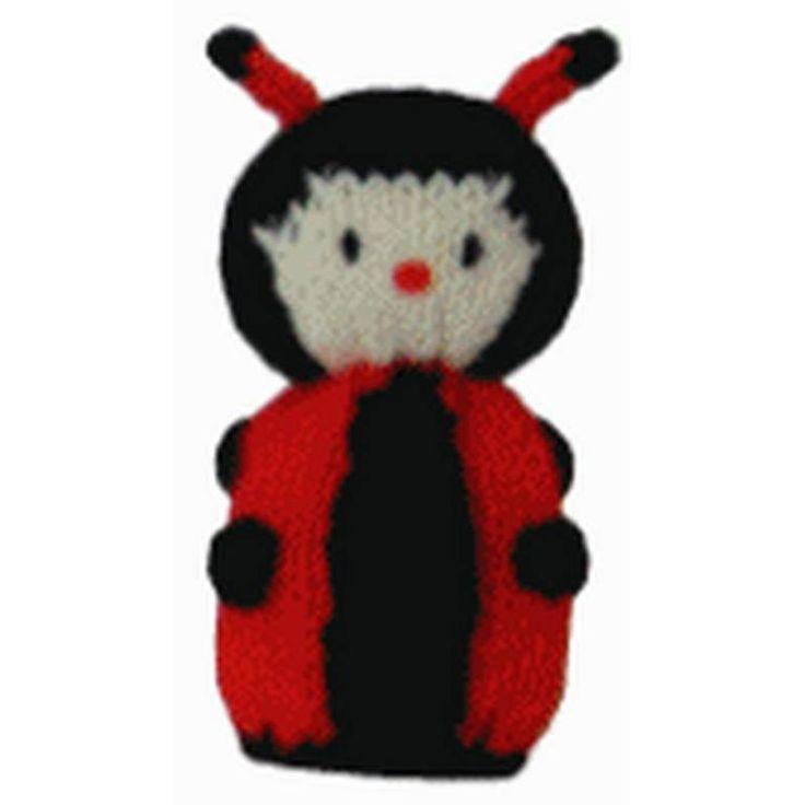 Knitting Ladybug Ladybird Headband : Best ladybug craft images on pinterest ladybugs lady