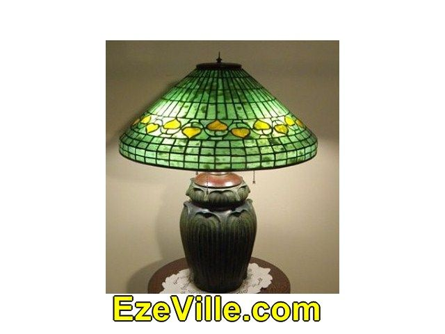 Gorgeous  Tiffany Lamps Youtube