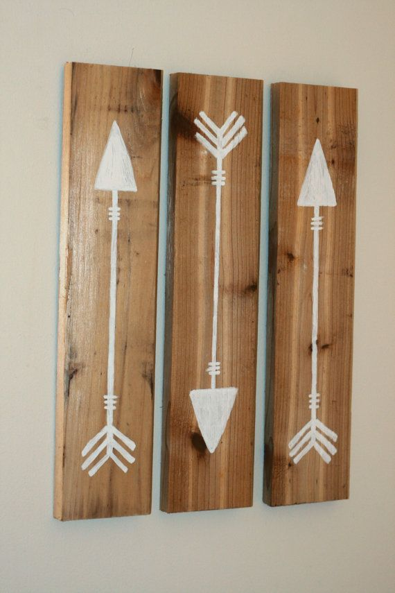17 best images about wood projects on pinterest rustic for Wood plank art ideas
