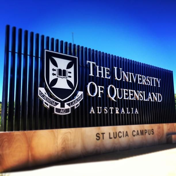 The University of Queensland - St Lucia, Brisbane, QLD - St Lucia, QLD