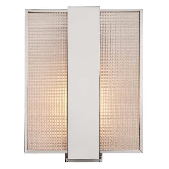 Transparency Sconce - Contemporary Transitional Wall Lighting - Dering Hall