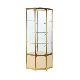 """<div class=""""collapsible""""><p class=""""bullet-title heading"""">8 Adjustable Halogen Lights included in the Price</p><div class= """"block-content""""style=""""display: block;""""><ul class=""""bullet""""><li>This cabinet comes with 6 halogen side lights and 2 halogen top lights. LED lighting is also available for this cabinet.</li></ul></div></div><div class=""""collapsible""""><p class=""""bullet-title heading"""">Made with tempered glass panels</p><div class= """"block-content""""style=""""display: block;""""><ul class=""""bullet""""><li>The…"""