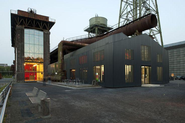 Pump House/Heinrich Böll Architekt