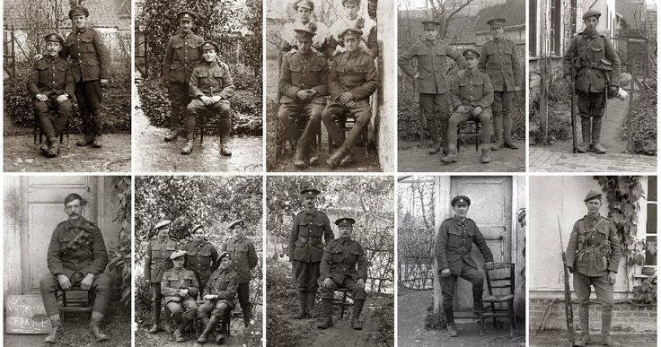 """#retweet Lost Tommies #Portraits of the Somme: The Unseen """"Selfies"""" of 1916 http://stores.ebay.co.uk/Stamps-Vintage"""