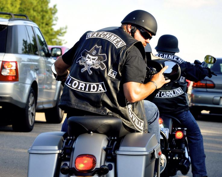 20 Best Motorcycle Club Cuts Images On Pinterest