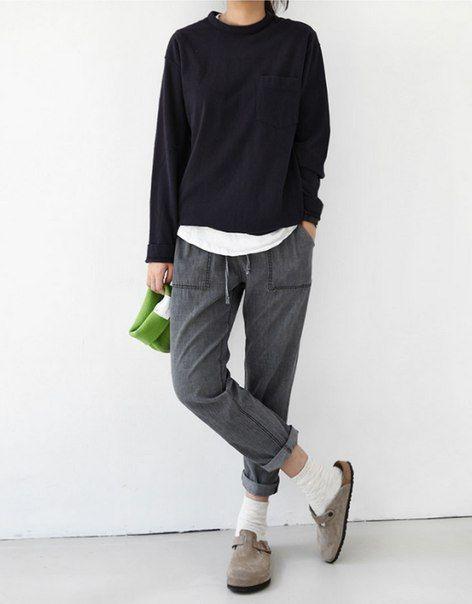 17 minimalistische Mode-Outfits, die in dieser Saison kopiert werden können – Minimal Outfits …   – Trend