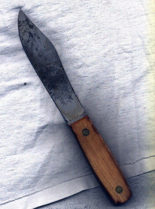 Inexpensive First Set Of Kitchen Knives