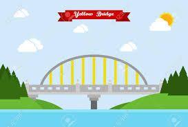 Resultado de imagen para puente amarillo