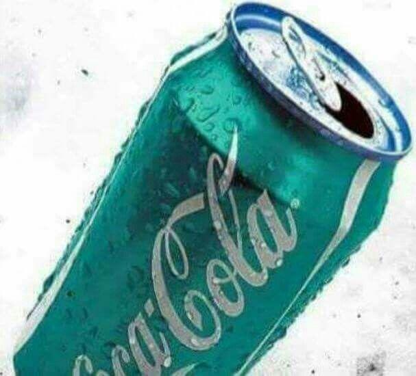 # CocaCola # mięta