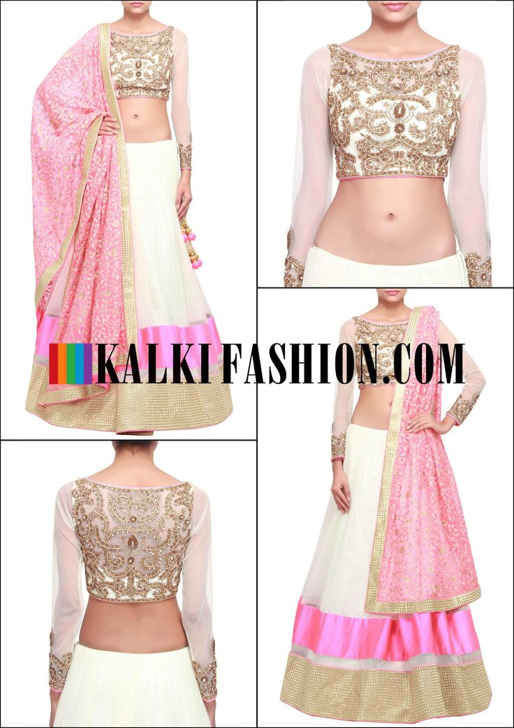 Get this beautiful lehenga here: http://www.kalkifashion.com/silver-green-lehenga-matched-with-embroidered-blouse-only-on-kalki.html Free shipping worldwide.