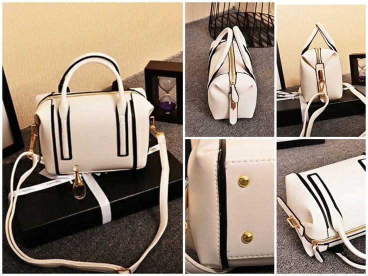 EZ553 WHITE Rp188,000 IG: http://instagram.com/evelstore    ID LINE: evel.store WA/SMS: 0878-3979-3476