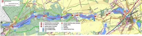 Plan spływu 20.05