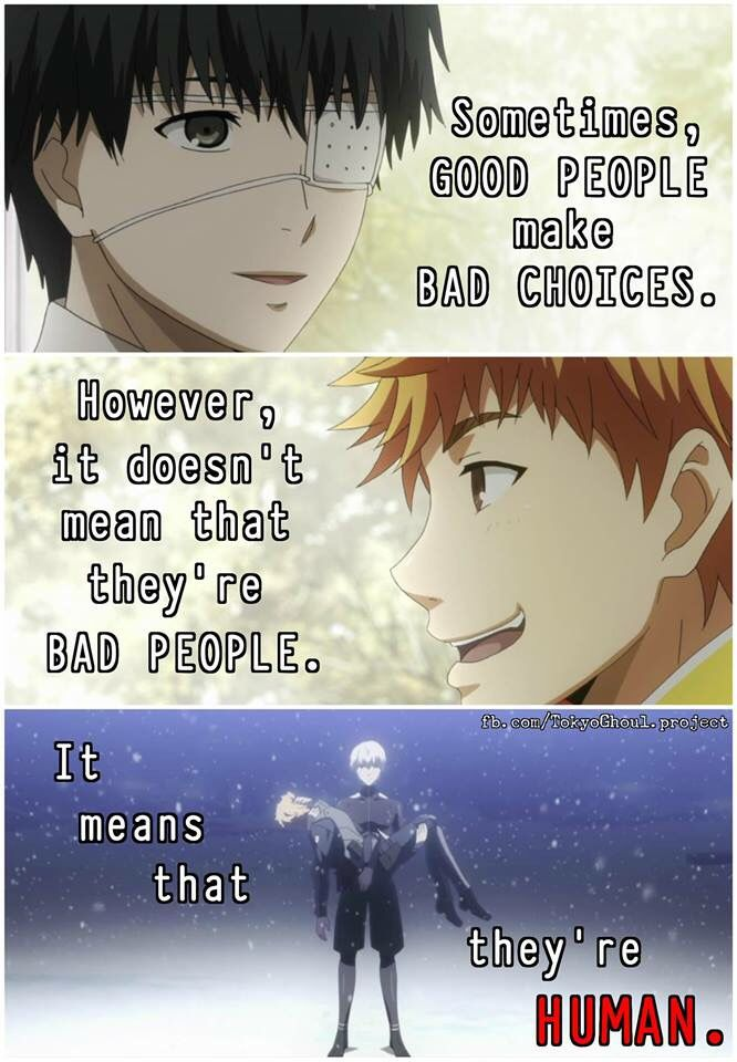 Anime : Tokyo ghoul season 2 HE DID NOTHING WRONG THOUGH!!!! NOTHING WRONG