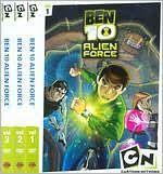 Ben 10 Alien Force: the Complete Season 1