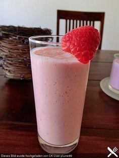 Himbeer-Joghurt-Smoothie