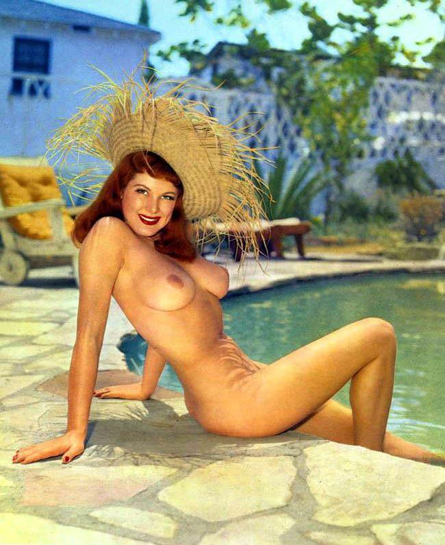 classicnudes — classicnudes:     Joanne Arnold, PMOM - May 1954